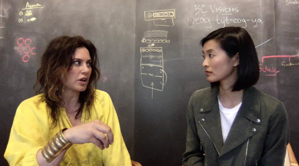 Watch our lessons for leaders: The Heartbeat Interview ❤️ with Katrina Markoff, Founder + CEO of…