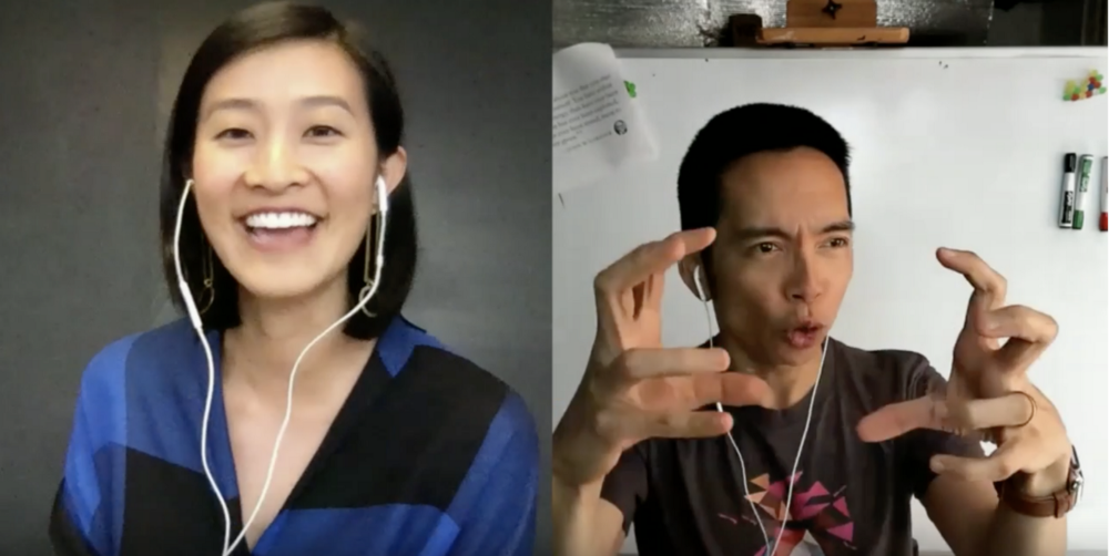 Watch our lessons for leaders: The Heartbeat Interview ❤️ with John Maeda