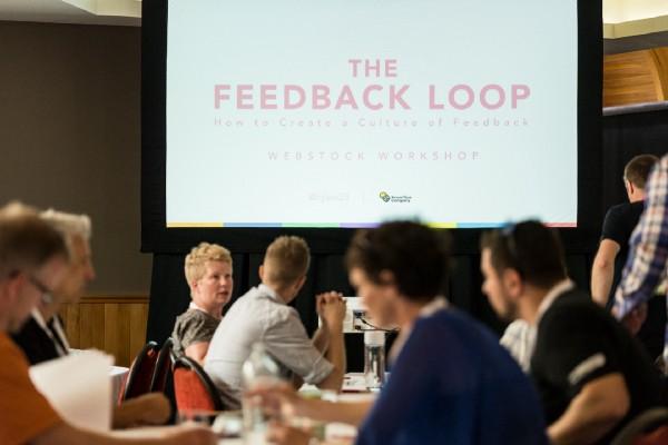 """Announcing: """"The Feedback Loop"""" Workshop"""