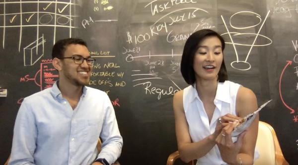 Watch our lessons for leaders: The Heartbeat Interview ❤️ with Jordan Buckner, Founder + CEO of…