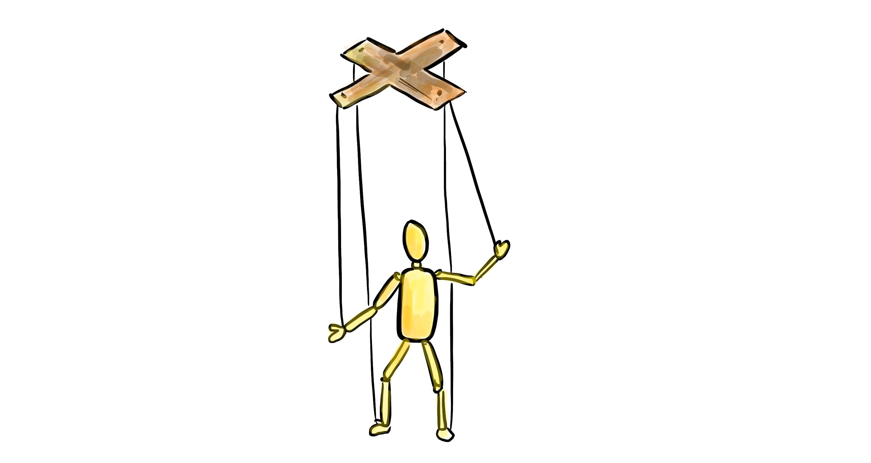 Leadership weakness: Being too controlling